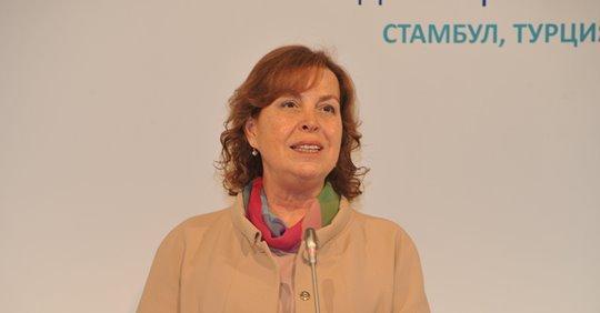 Dr. Nedret Emiroğlu, DSÖ Avrupa Bölgesi 53 Üye Sağlık Bakanları için açık mektup yayınladı.