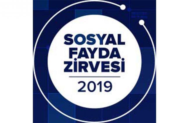 Sosyal Fayda İstanbul  Zirvesi 25 Ekim 2019'da Zorlu PMS'de
