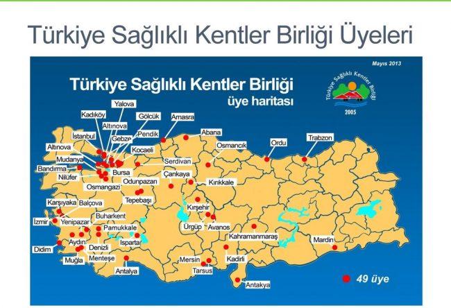 Dünya Sağlık Örgütü Sağlıklı Şehirler Projesi ve Aşamaları ile Türkiye (1987-2020)