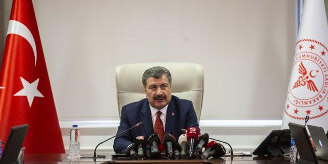 Sağlık Bakanı Dr. Fahrettin Koca, Koronavirüse İlişkin Tedbirleri ve Son Durumu Değerlendirdi – Sık Sorulan Sorular (Ankara, 1 Şubat 2020)