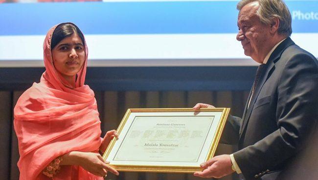 En Genç Nobel Barış Ödülü Sahibi Malala Yousafzai – 2. Bölüm